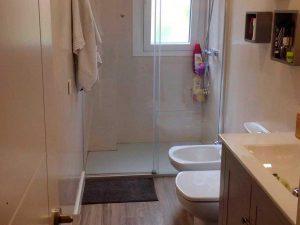 baño después de reformar