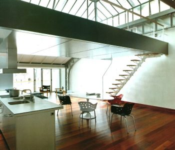 reforma loft Madrid