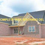 Guía completa para reformas del hogar: tendencias y aspectos a tener en cuenta
