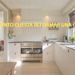 ¿Cuánto cuesta reformar una casa?