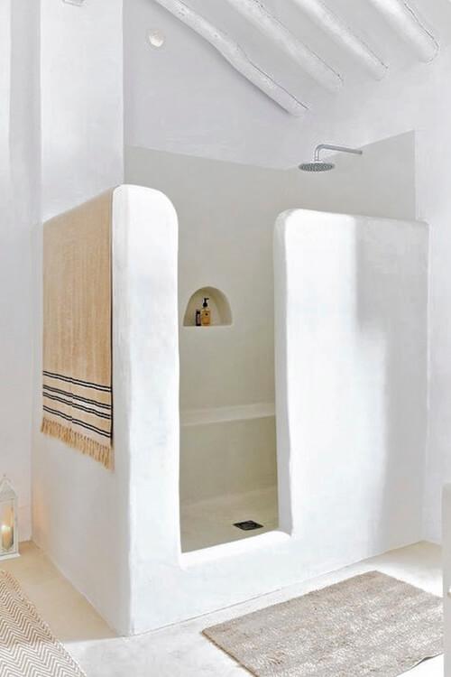 Por qu instalar un plato de ducha ventajas tipos y - Como hacer un plato de ducha de obra ...