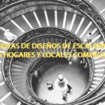 9 ideas de diseños de escaleras para hogares y locales comerciales