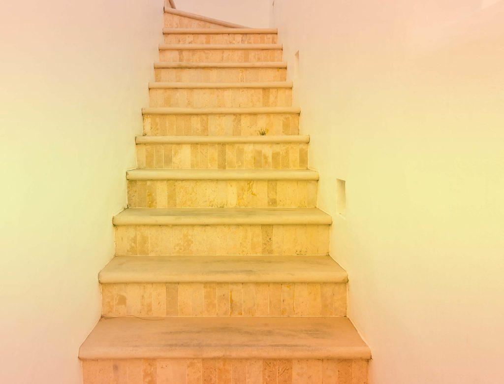 diseño de escaleras de exterior