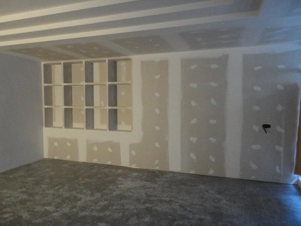 Poner pared de pladur stunning pared pladur carga - Cuanto cuesta el pladur ...