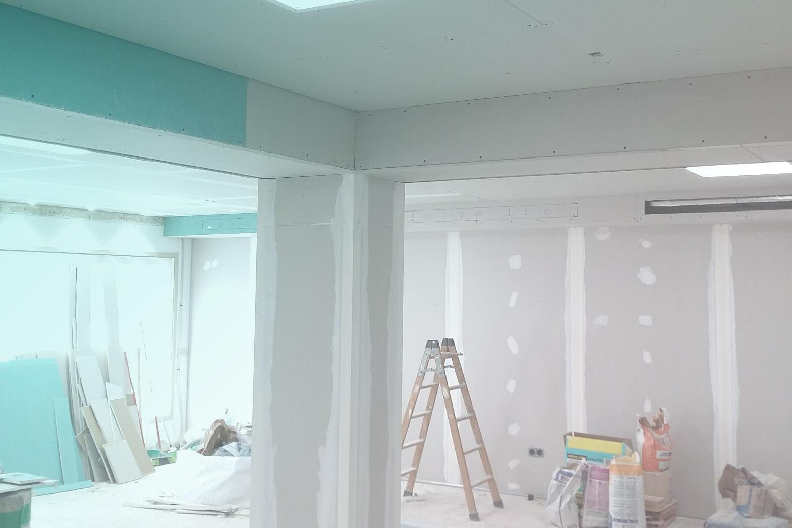 Paredes de pladur o de ladrillo cu l es la mejor opci n - Aislantes termicos para paredes interiores ...