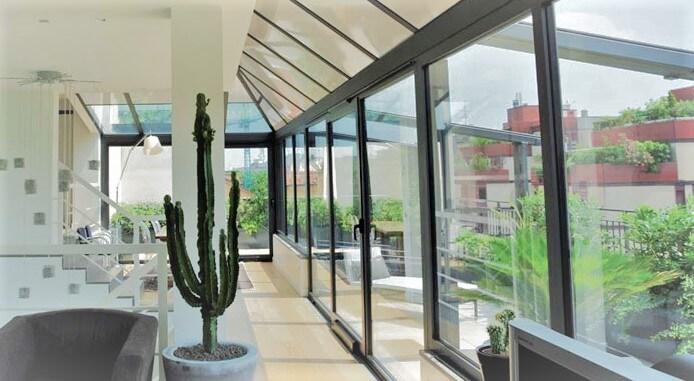 cubiertas para terrazas