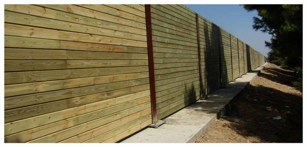 insonorizar el exterior con paneles