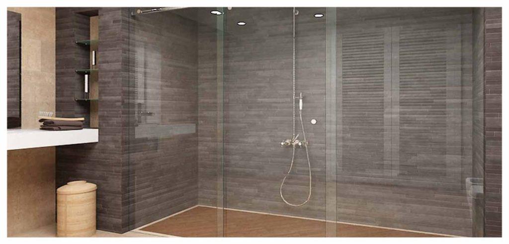 cerramientos de mampara de ducha