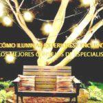 Cómo iluminar exteriores: Consejos Prácticos&Sencillos